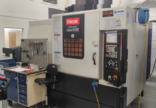 Vertical machining centers manufacturers. Deckel Maho vertical machining center. Mazak vertical machining center