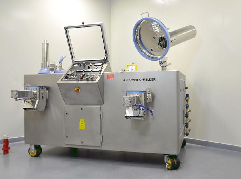 pharmaceutical mixers blenders
