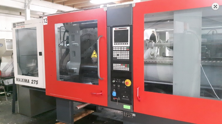 Injection moulding machines manufacturers
