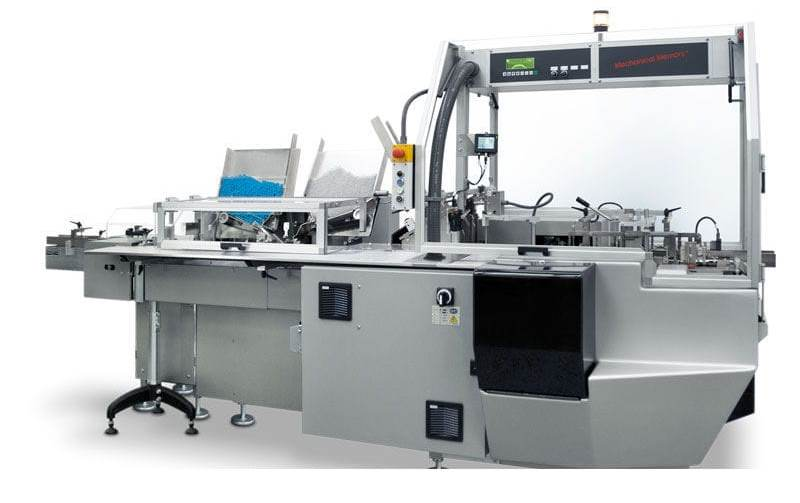 used cartoning machine
