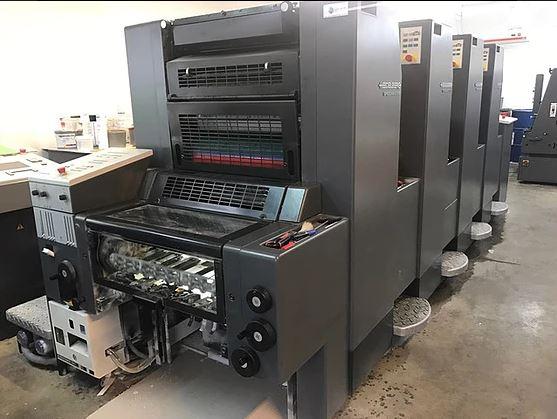 heidelberg machine for sale