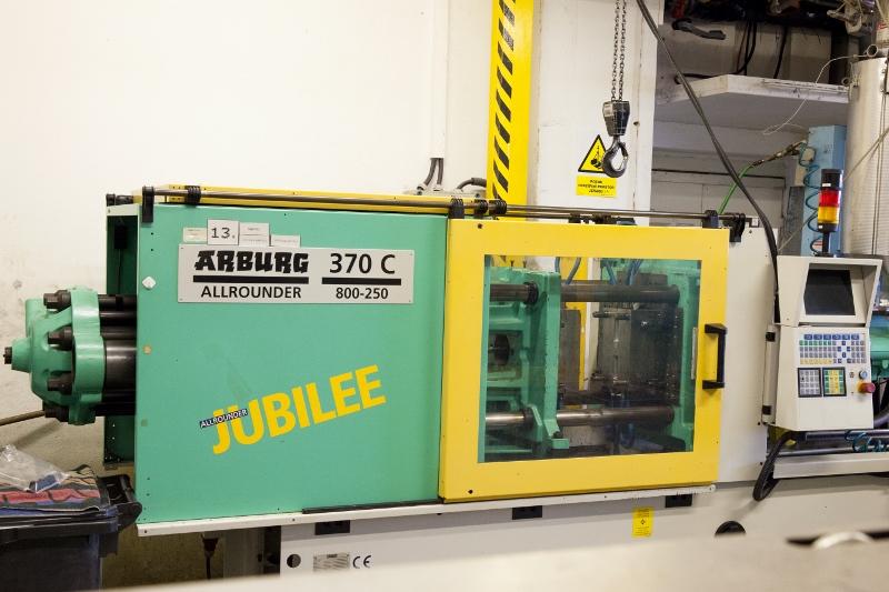 arburg machine price