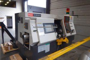 cnc lathe manufacturers