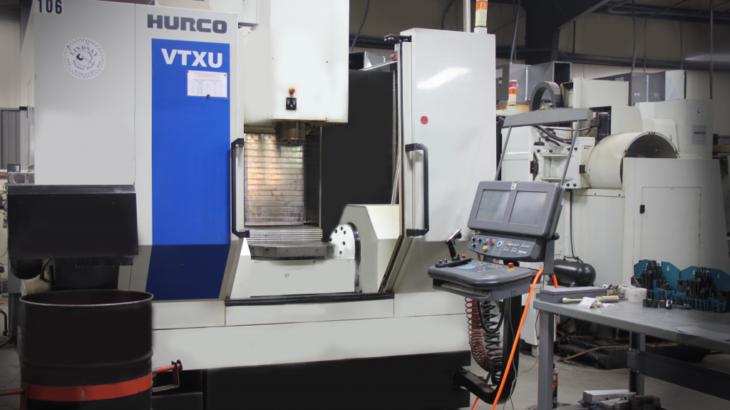 hurco machine tools