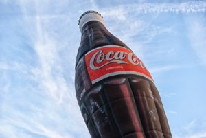 plastic packaging innitiative coca cola