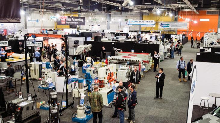 industrial trade fairs