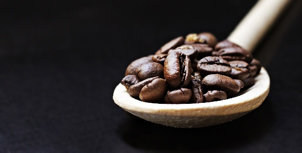 beans caffeine