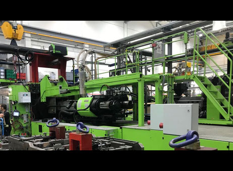 Engel ES 1350/1200 Injection moulding machine Exapro