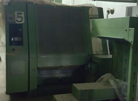 Rieter C51 Carding machine