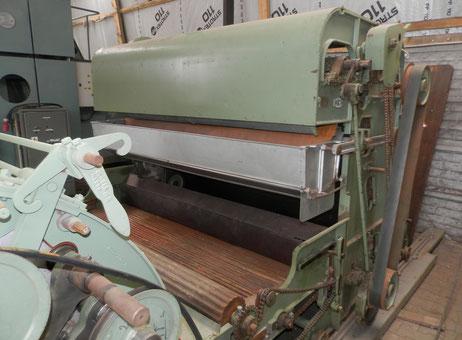 Spinnbau - Carding machine