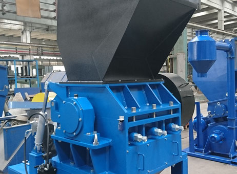 Granulator G 500/800 Plastic crusher