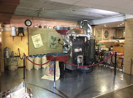 Probat Wood and Coal Coffee roaster