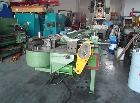 Blm 120 Tube bending machine