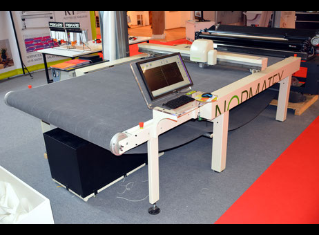 Normatex GAMACUT Automated Cutting Machine