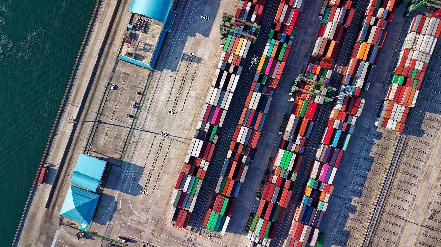 view heavy transport cargo