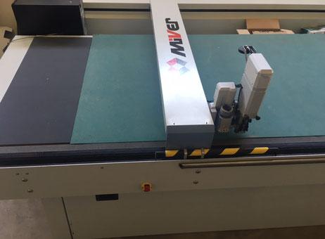 Zund LC2400 Cutting System