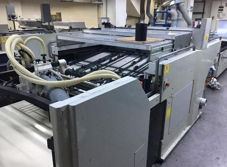 Sakurai SC 102 Screen printing machine
