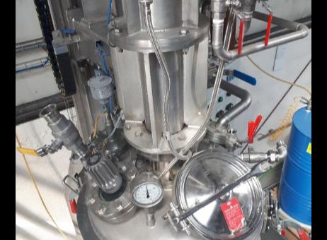 VORTEX 300L ATEX Liquid mixer